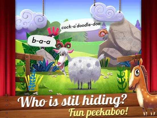 Kids Theater: Farm Show screenshot 9