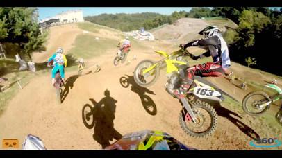 VR Demolition Derby Racing with Google Cardboard screenshot 2