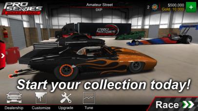 Pro Series Drag Racing screenshot 2