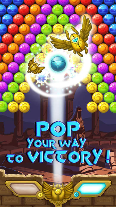 Bubble Bones screenshot 5