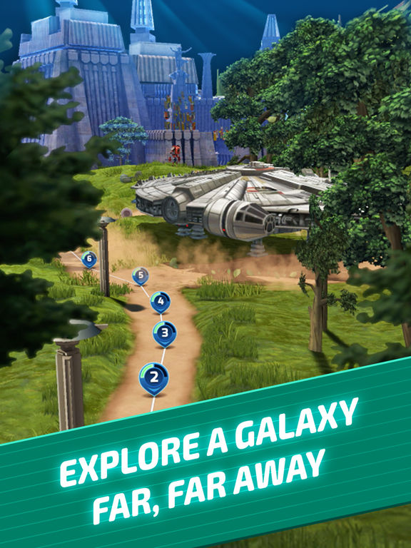 Star Wars: Puzzle Droids™ screenshot 7