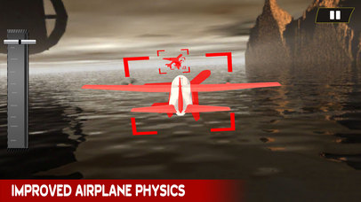 Airplane Runway Landing screenshot 2