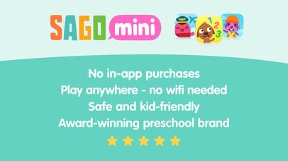 Sago Mini Town screenshot 5