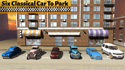Master Car Parking Drive : Old Car Driving Game-s screenshot 1