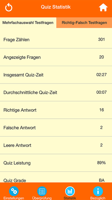 Das Biologie Quiz screenshot 4