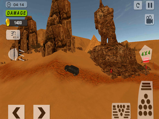 Off-Road Mountain Challeng-ing Drive 2017 screenshot 8