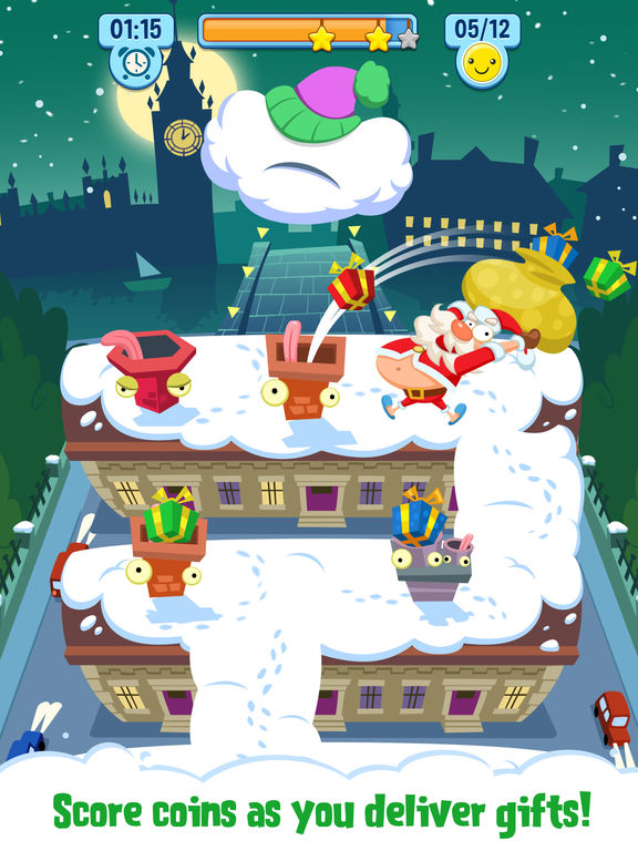Ho Ho Ho? No No No! - Santa's Christmas Challenge screenshot 6