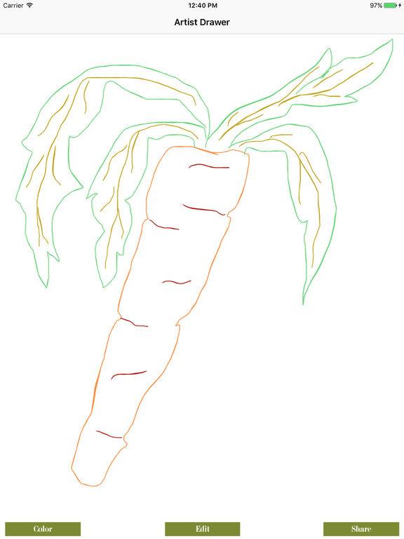 Artist Drawer Sketch screenshot 6
