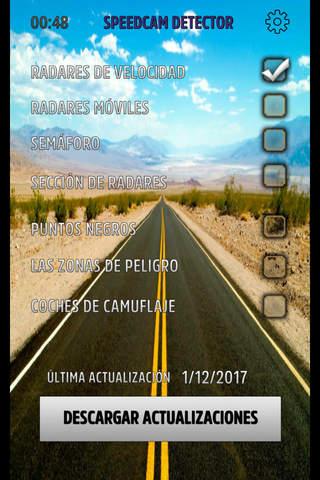 Speedcams Mexico - náhled