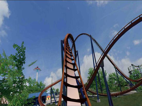 VR Roller Coaster for Google Cardboard & VR Player screenshot 2