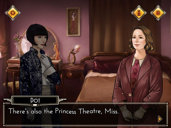 Miss Fisher and the Deathly Maze screenshot 7