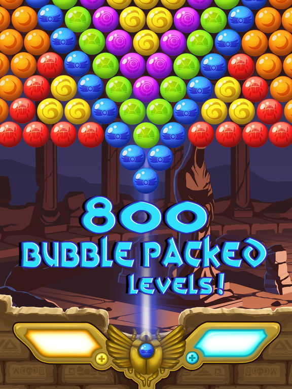 Bubble Bones screenshot 8