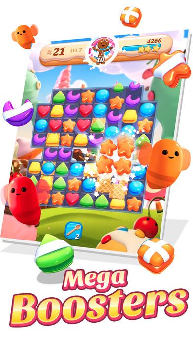 Cookie Jam Blast™ Match 3 Game screenshot 2