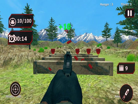 Army Trigger Shooter Effect screenshot 8