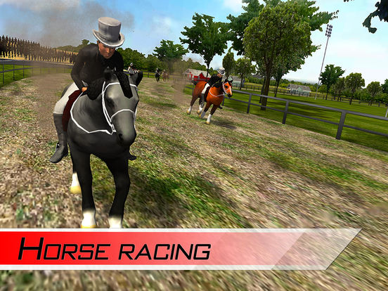 Equestrian: Horse Racing 3D screenshot 5