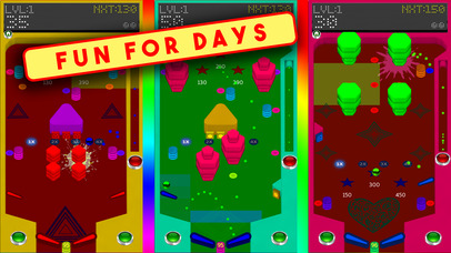 Pinball Colors screenshot 1
