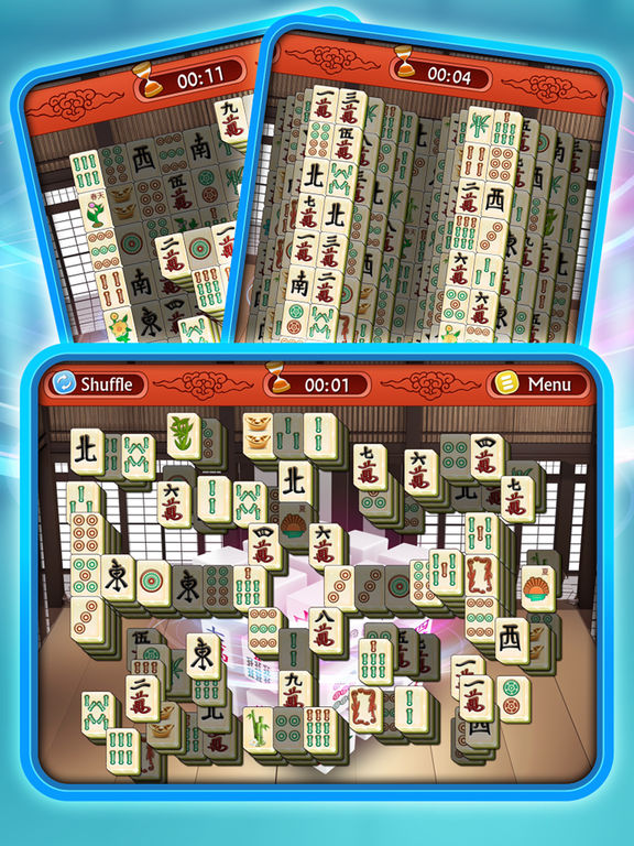 Mahjong Tiles PRO - Majhong Tower Blast screenshot 10