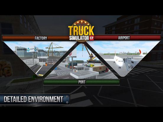 Truck Simulator 2017 * screenshot 9
