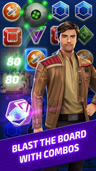 Star Wars: Puzzle Droids™ screenshot 4