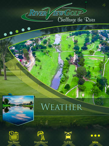 River View Golf Course - náhled