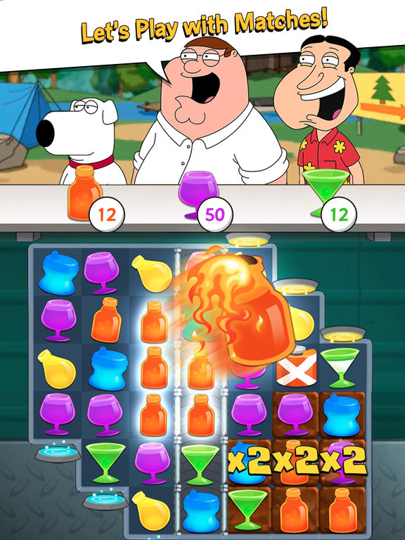 Family Guy Freakin Mobile Game screenshot 8