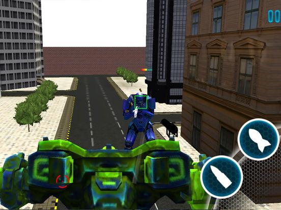 Futuristic War Robots Attack: The Last Battle screenshot 7