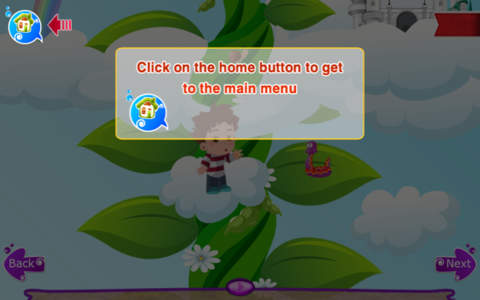 Jack and The Beanstalk Story Lite - náhled