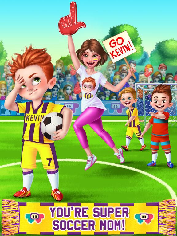 Soccer Mom's Crazy Day screenshot 6