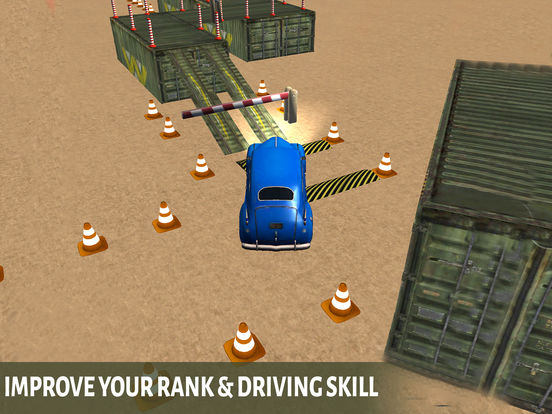 Master Car Parking Drive : Old Car Driving Game-s screenshot 8