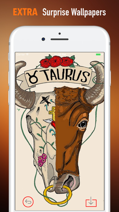 Taurus Wallpapers HD- Quotes and Art Pictures screenshot 3