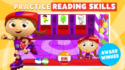 Super Why! Phonics Fair screenshot 4