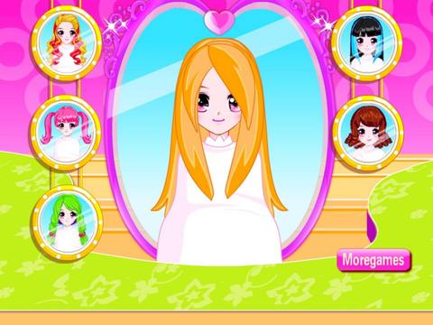 Super Hairdresser Challenge HD - náhled
