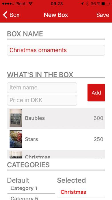 BoxPointer screenshot 3