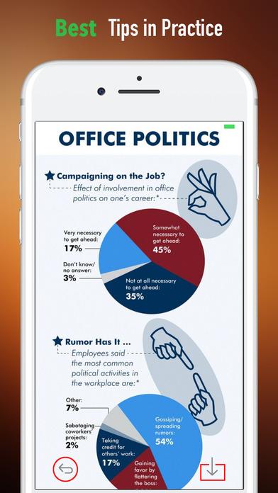 Office Politics Guide-HBR Strategic Tips screenshot 4