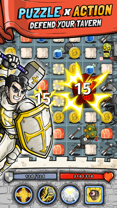 Tavern Guardians screenshot 1