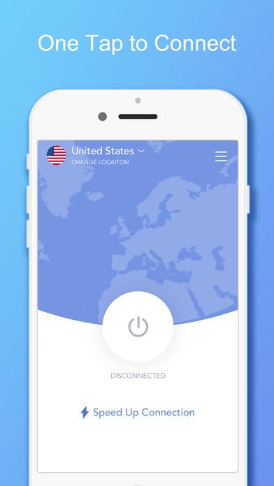 VPN 360 - Unlimited VPN Proxy screenshot 3