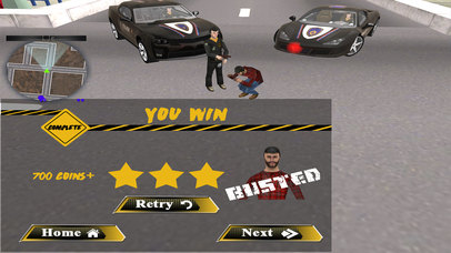 Spy Police Attack 3D screenshot 2