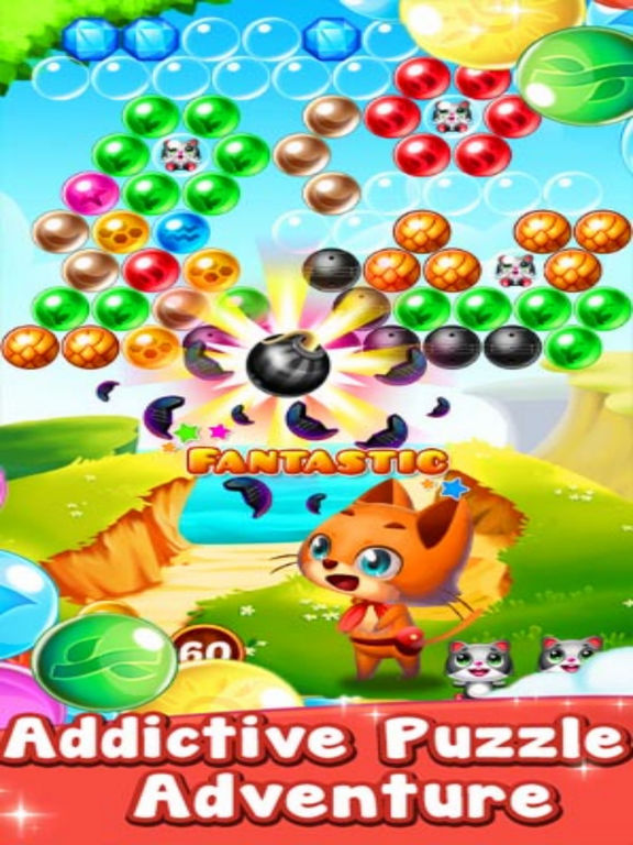 New Cat Pop Ball screenshot 6