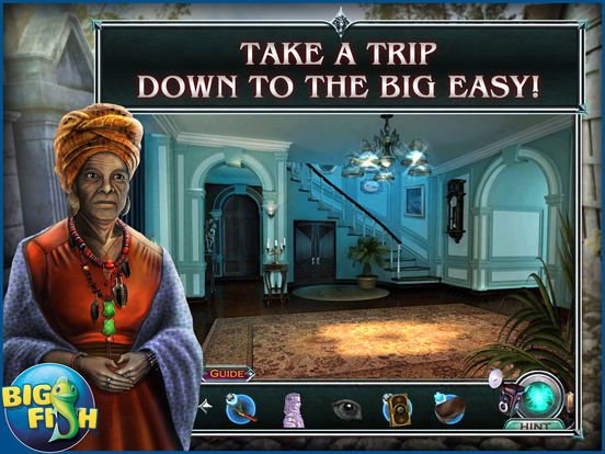 Vampire Legends: The Count of New Orleans (Full) screenshot 1