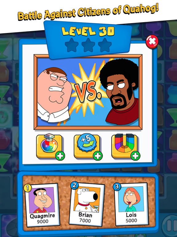 Family Guy Freakin Mobile Game screenshot 9