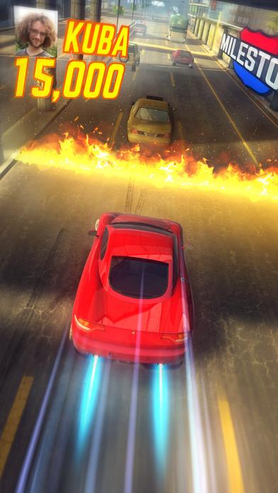 Highway Getaway: Police Chase - Car Racing Game screenshot #4