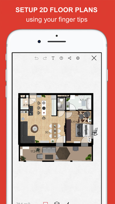 House design application iphone
