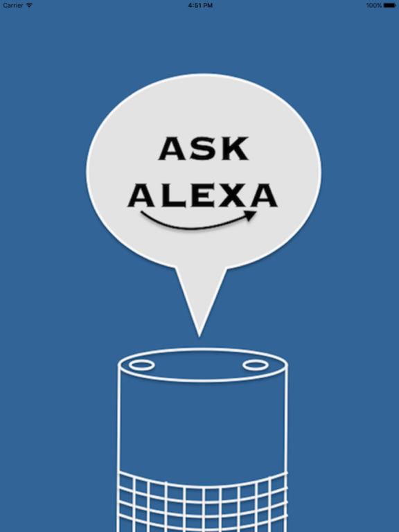 Ask Alexa for Amazon Echo screenshot 3