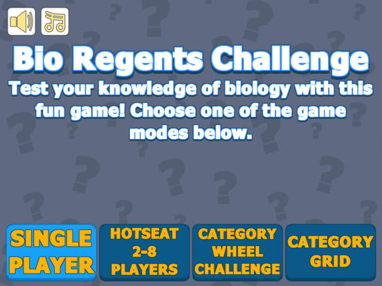 Bio Regents Challenge screenshot 5