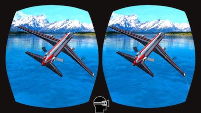 Vr Airplane Drive : 3D Par-king Virtual Reality screenshot 3