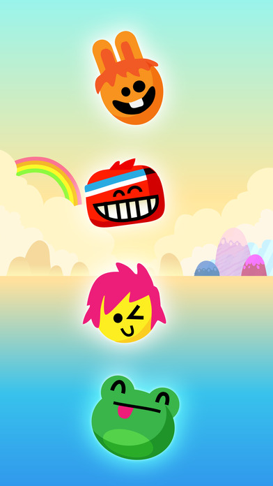 Funny Toons Stickers screenshot 2