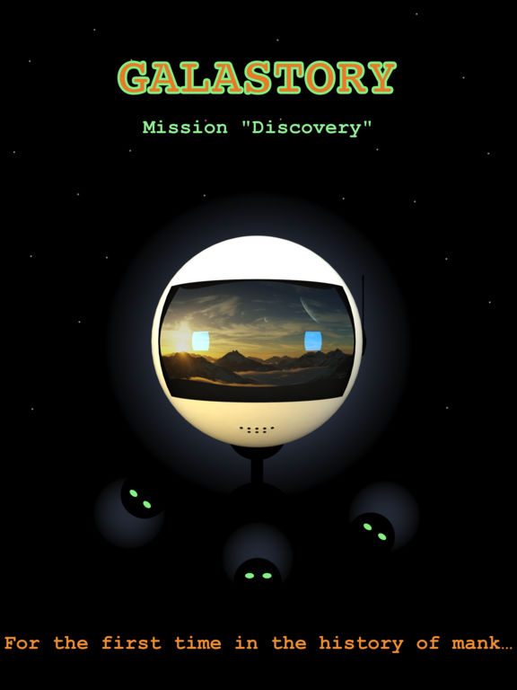 GalaStory. Mission Discovery screenshot 6