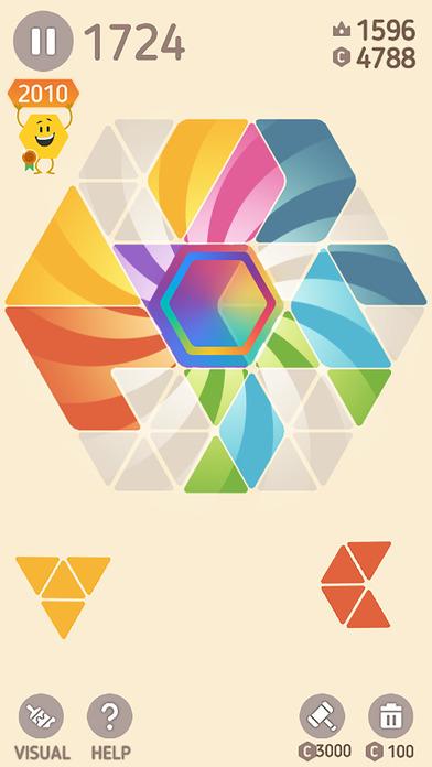 Make Hexa Puzzle screenshot 3