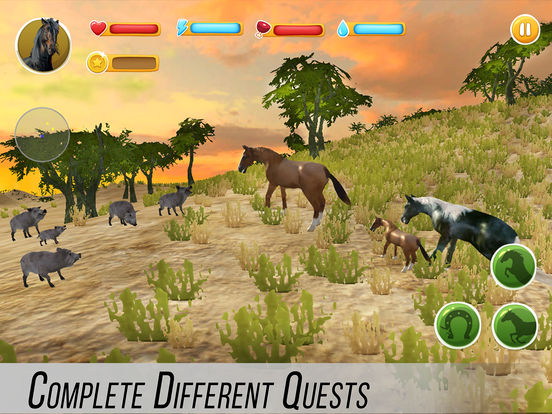 Arabian Horse Simulator screenshot 6