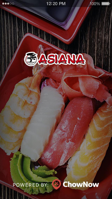 Asiana Fusion Sushi screenshot 1